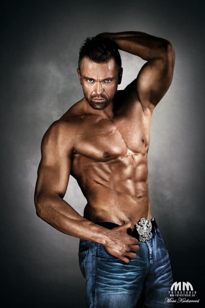 fotoštúdio fotenie umelecké fotenie pánov fitness foto bratislava