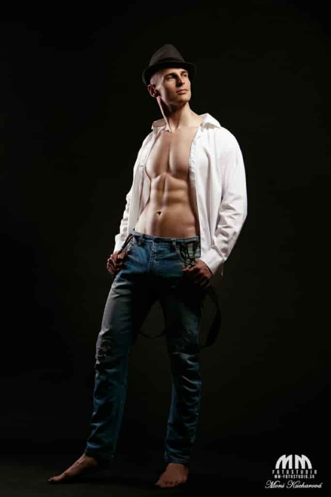 pánske fotky atelier fotografka fitness foto umelecké fotenie mužov