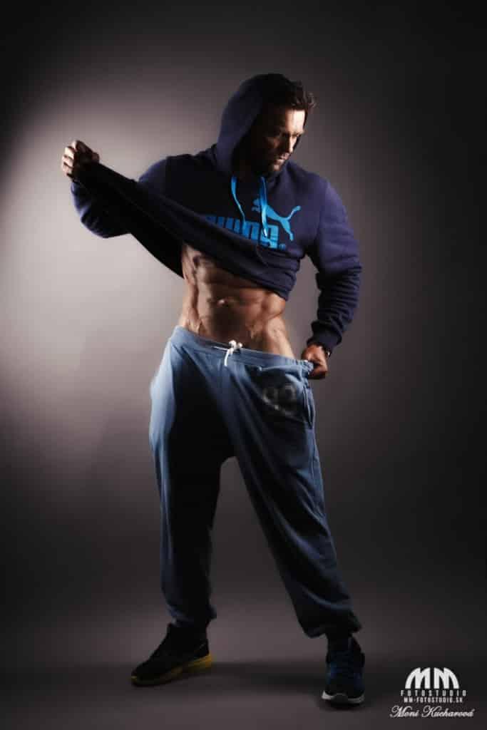módne atelier fitness foto profesionálne fotenie fotenie mužov fotografka