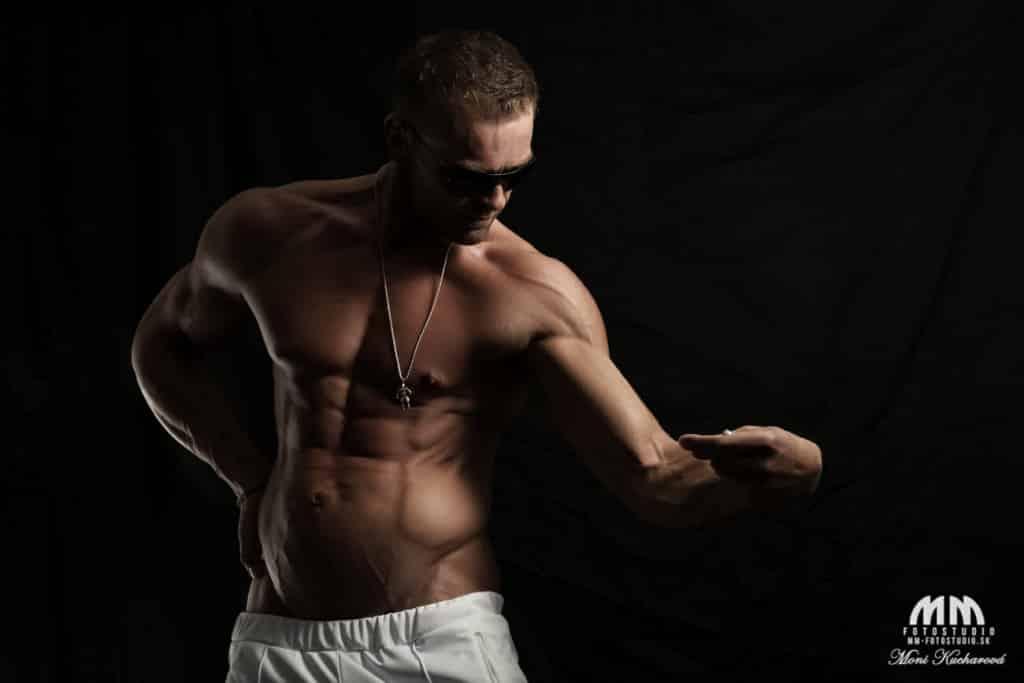 fotenie fotoštúdio bratislava fitness foto fotenie mužov fotografka