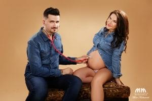profesionálne fotenie Bratislava Moni Kucharová fotenie bruška tehotenske fotky tehotenstvo bruško atelier