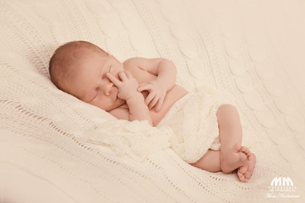 Fotenie novorodencov Bratislava – Fotenie detí