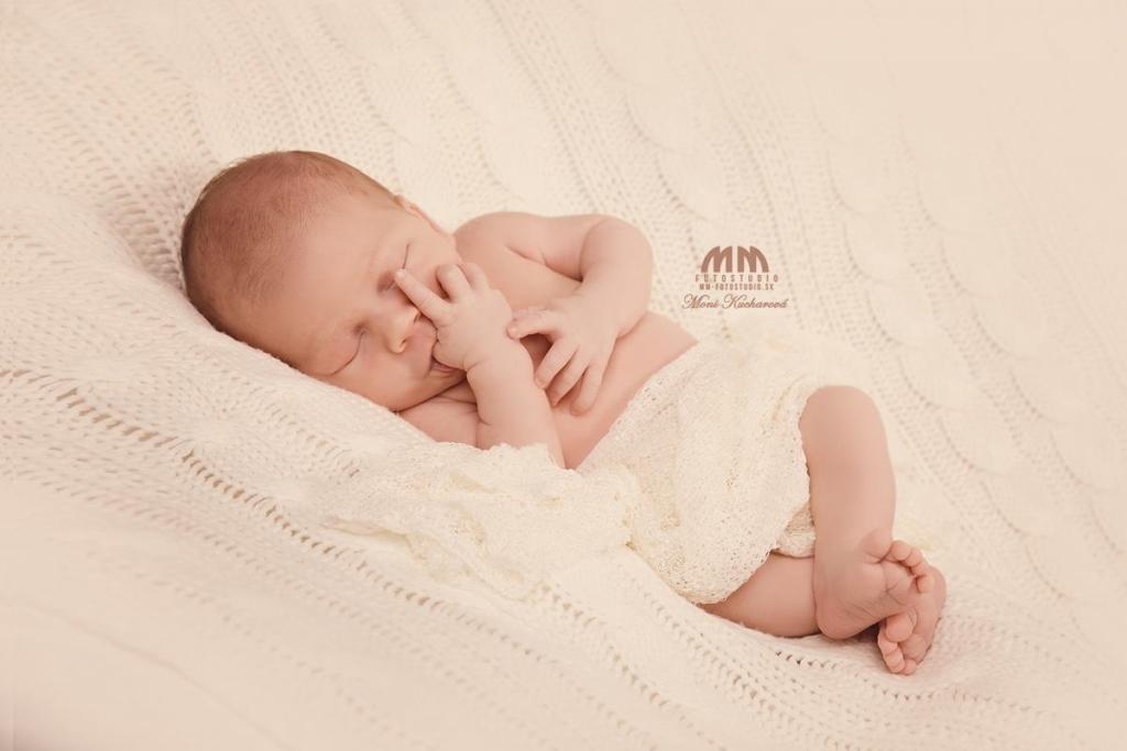 Fotenie novorodencov Bratislava - Fotenie detí